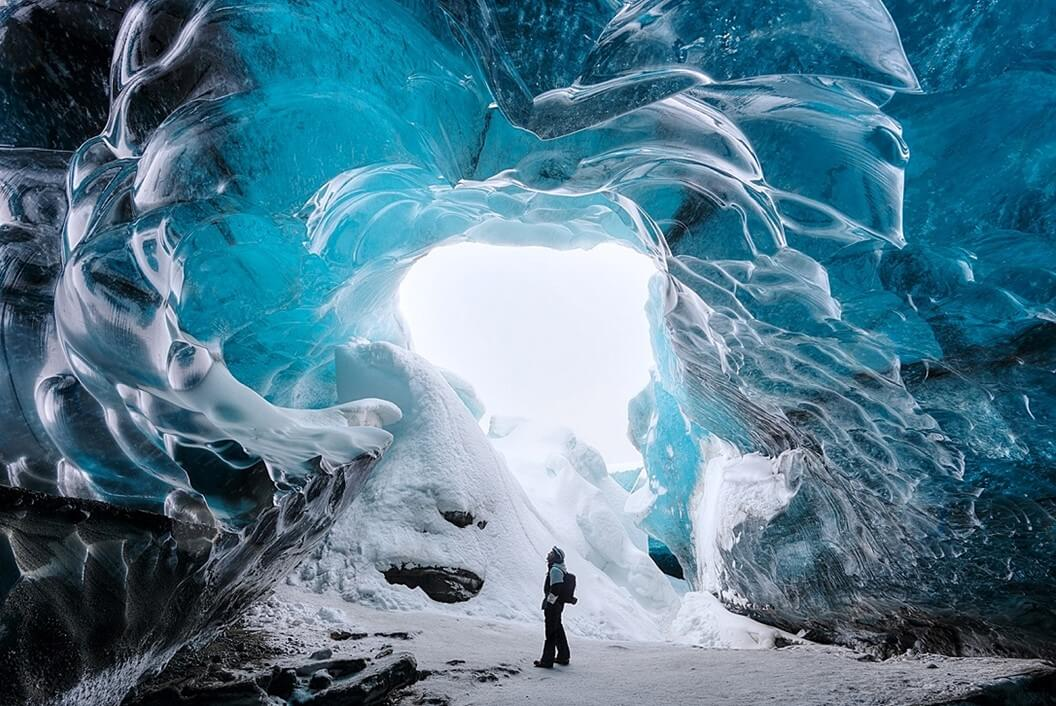 most beautiful places in the world 2 Vatnajökull Iceland