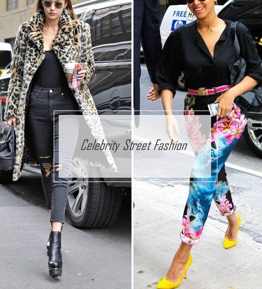 25 Celebrity Street Fashion Gallery Styles We Love
