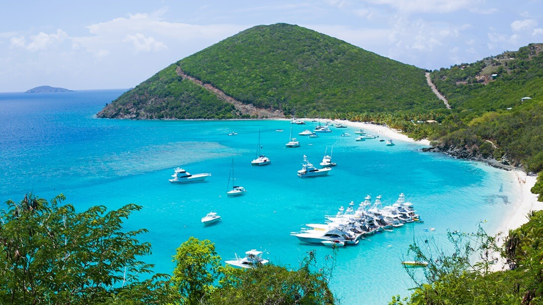 Exploring Jost Van Dyke British Virgin Islands