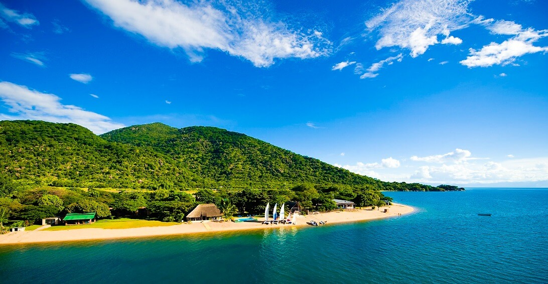 Lake Malawi and Beaches around it
