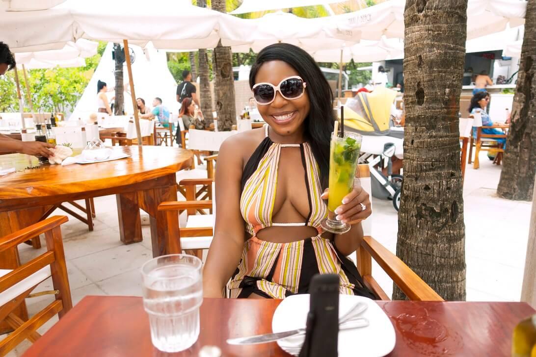 Mojito Drink   Nikki Beach Miami Reviews