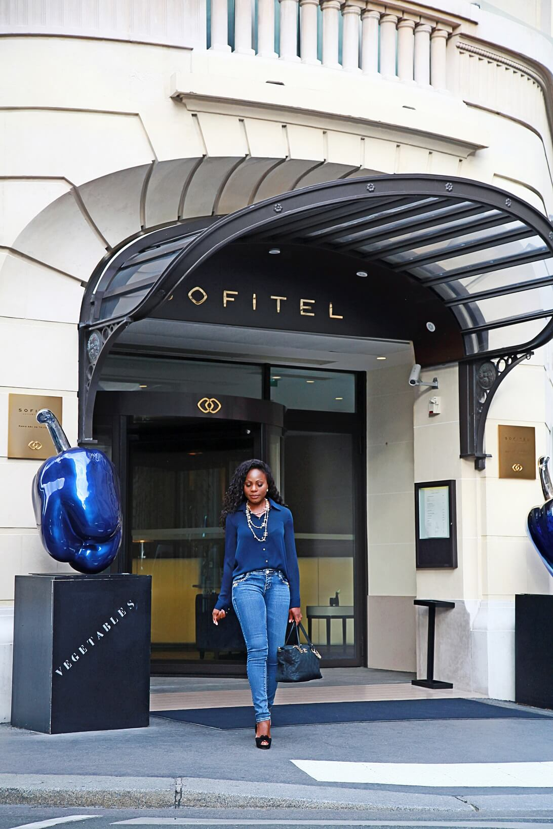 Sofitel Hotel Paris France