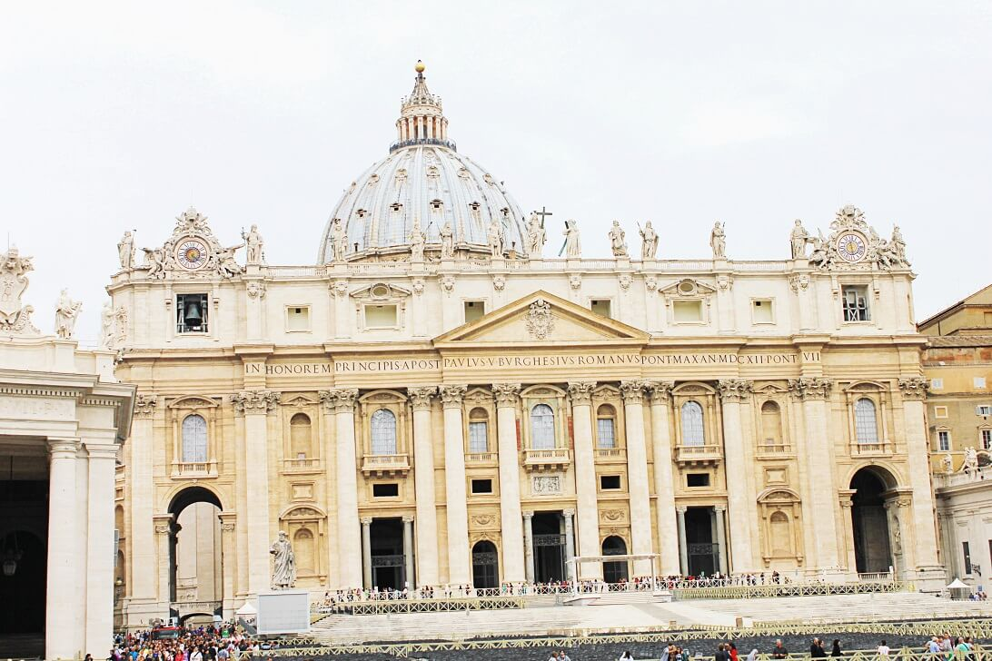 Vatican City Tours | top things to do in Rome