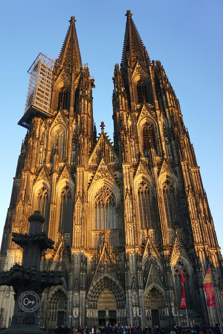 Traveling To Cologne Germany Travel Blog