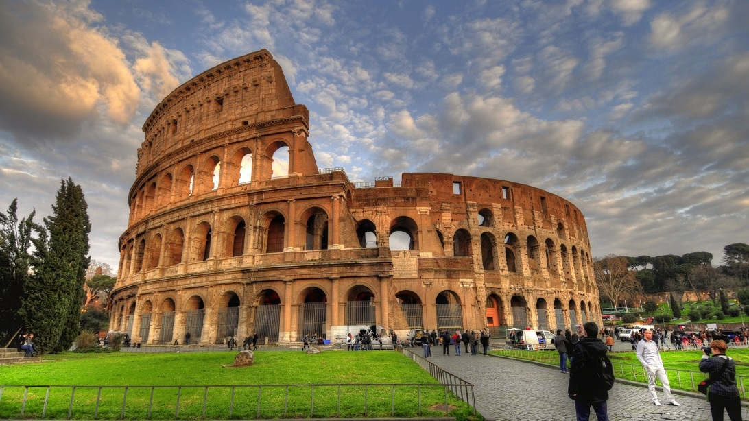 Colosseum Museum Italian Tour Rome Tour Travel Blog
