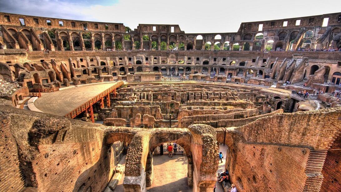 Colosseum Museum Rome Tour Italian Tour