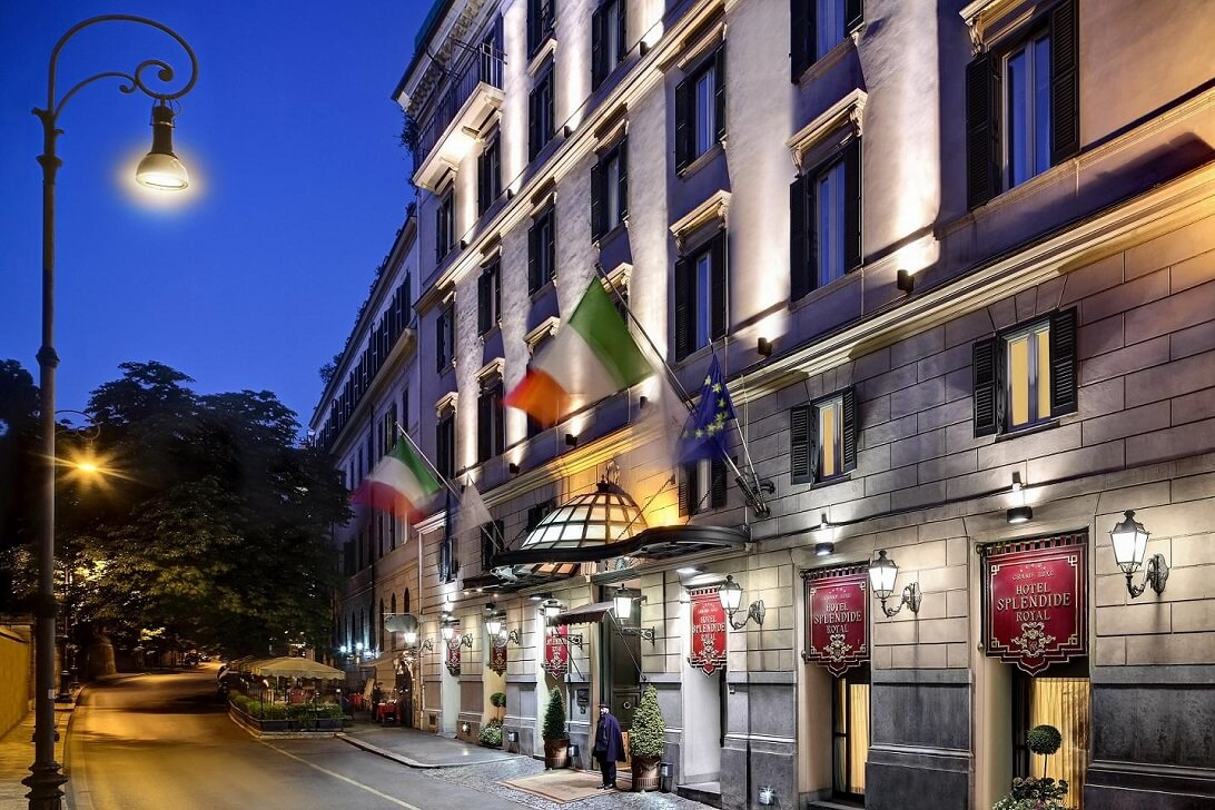 Hotel Splendide Royal Rome Review | 5-star hotel rome