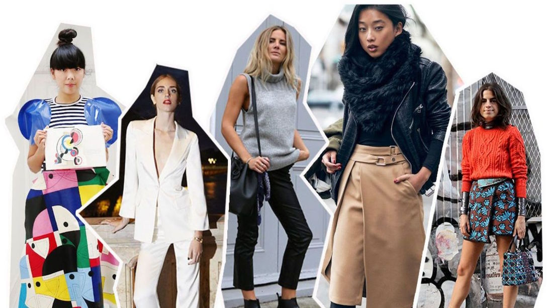 Top 10 female fashion bloggers