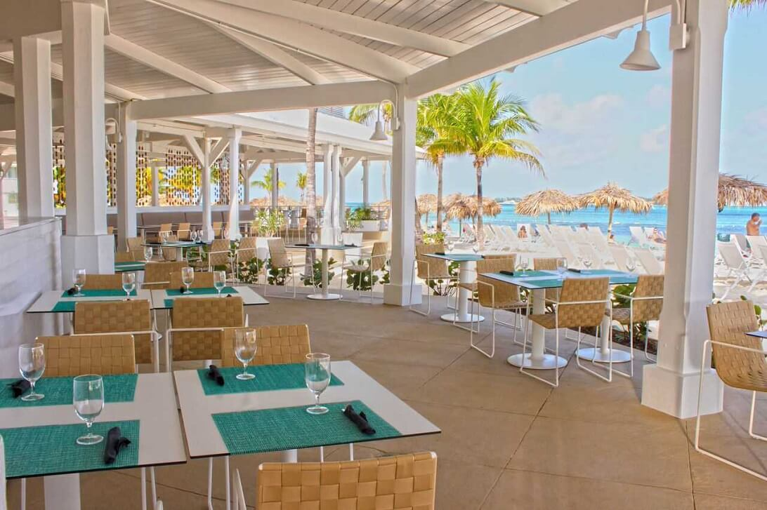 where to stay in the Bahamas | Meliá Nassau Beach