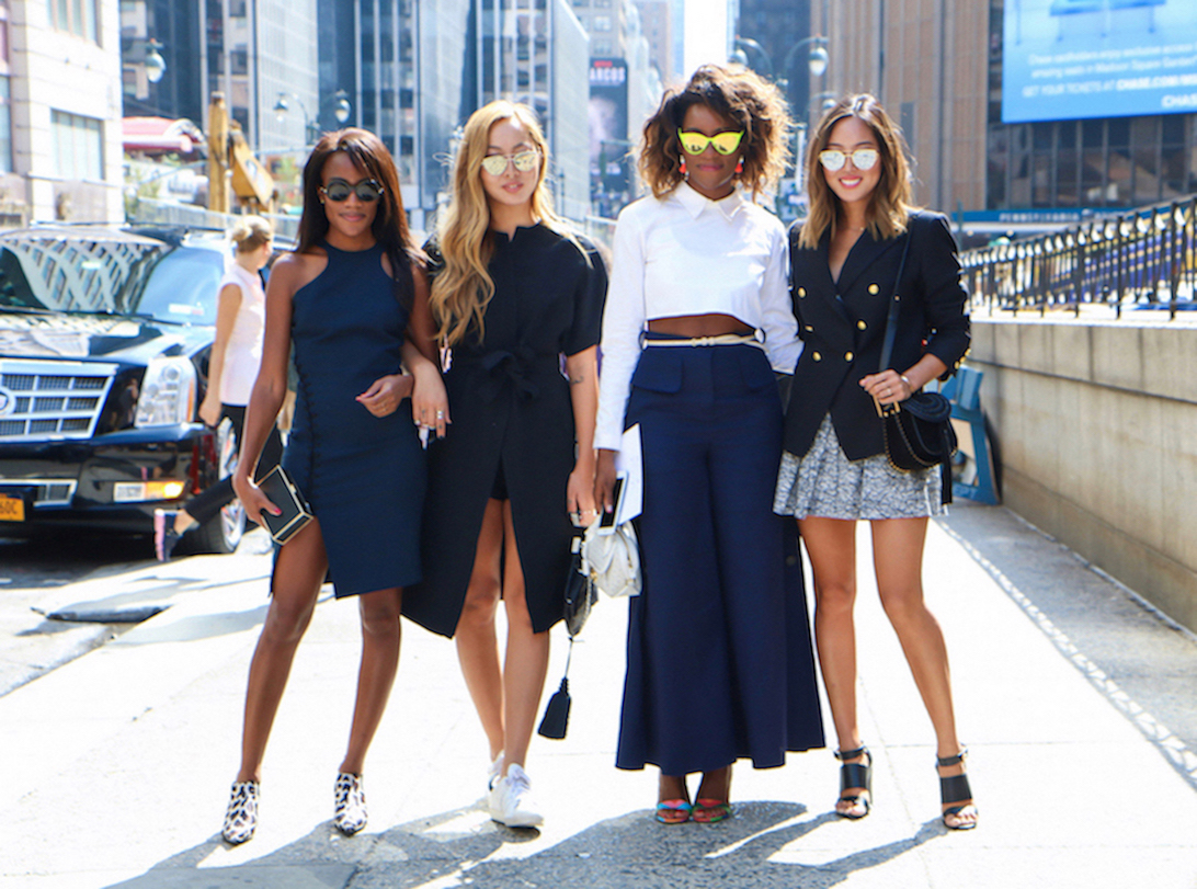 street female fashion bloggers
