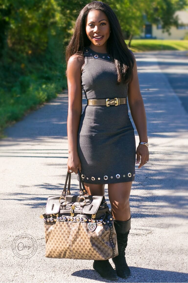 Outfit Of The Day All About Gucci Gucci Big Bag Featured