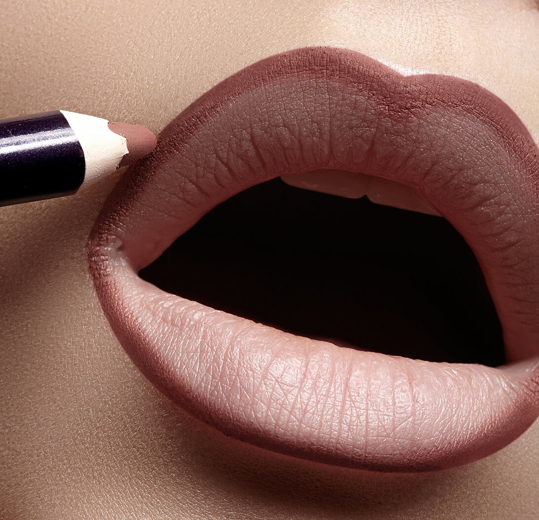 Outline Your Lips