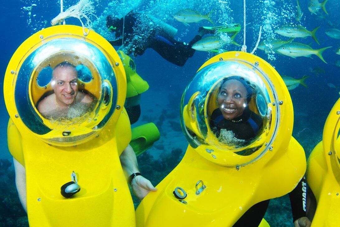 Bahamas Nassau Sub Adventure