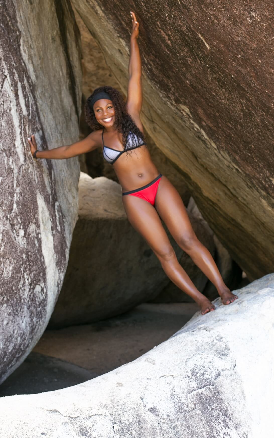 Visiting The Baths BVI Virgin Gorda