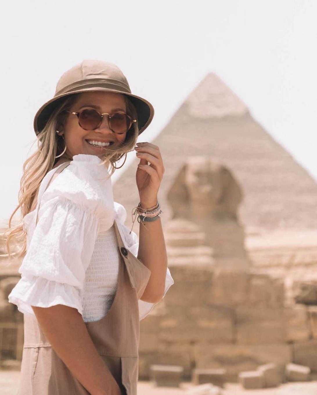 female travel blog