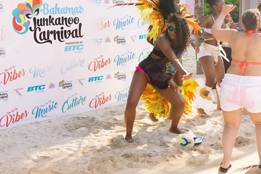 The Bahamas Carnival