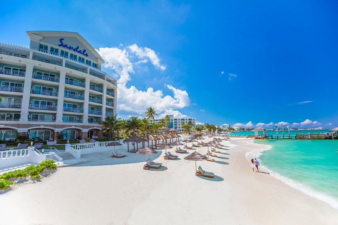 5-star hotels in Nassau Bahamas