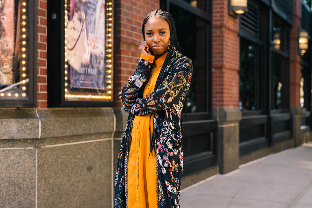 female black fashion bloggers