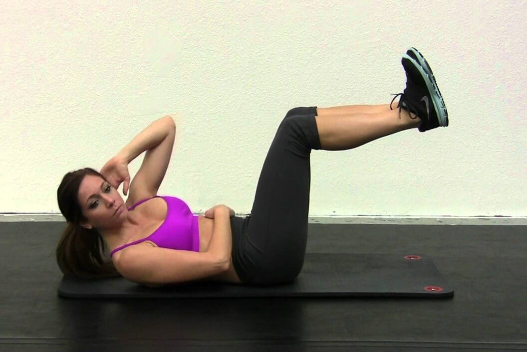 Flat Tummy Workout  Best Flat Tummy Exercises For Great -1226